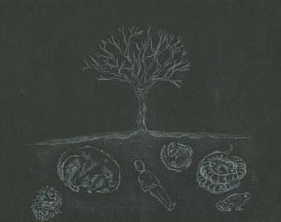 [무연사회, 죽음을 그림으로 기억하다] 정재원의 그림이야기 5
