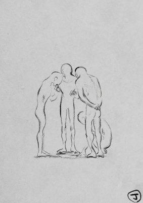 [무연사회, 죽음을 그림으로 기억하다] 정재원의 그림이야기 11